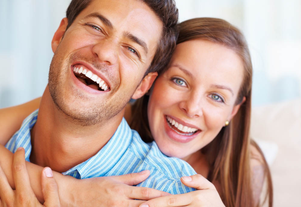 Image result for healthy smile couple